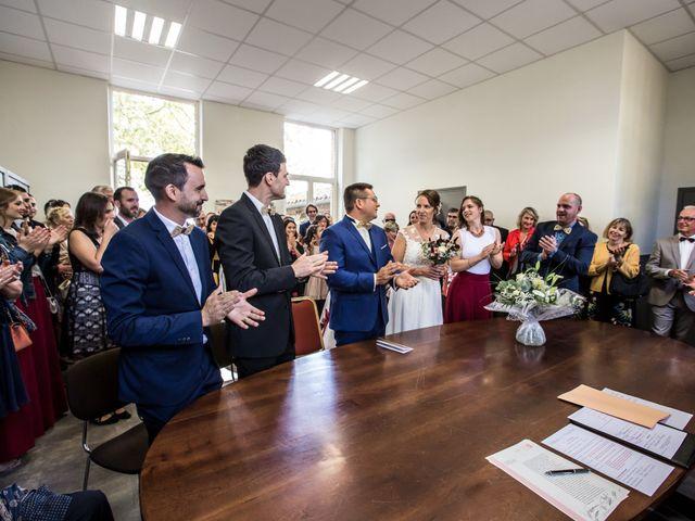Le mariage de David et Florine à Bonrepos-Riquet, Haute-Garonne 15
