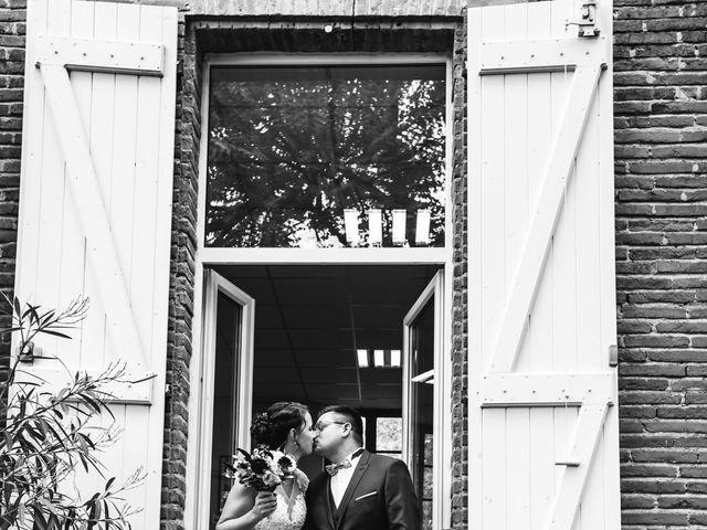 Le mariage de David et Florine à Bonrepos-Riquet, Haute-Garonne 16