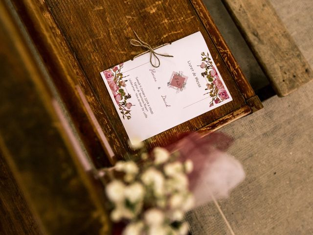 Le mariage de David et Florine à Bonrepos-Riquet, Haute-Garonne 17