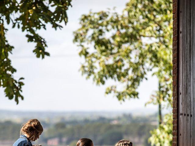 Le mariage de David et Florine à Bonrepos-Riquet, Haute-Garonne 19