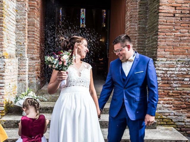 Le mariage de David et Florine à Bonrepos-Riquet, Haute-Garonne 28