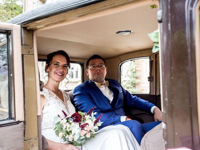 Le mariage de David et Florine à Bonrepos-Riquet, Haute-Garonne 33