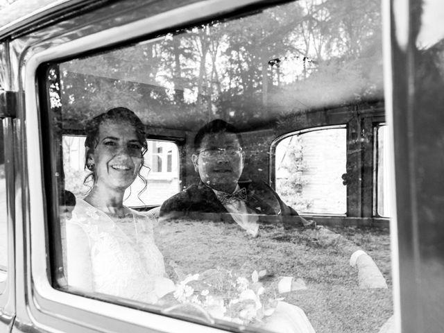 Le mariage de David et Florine à Bonrepos-Riquet, Haute-Garonne 34