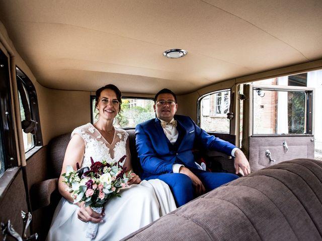 Le mariage de David et Florine à Bonrepos-Riquet, Haute-Garonne 35