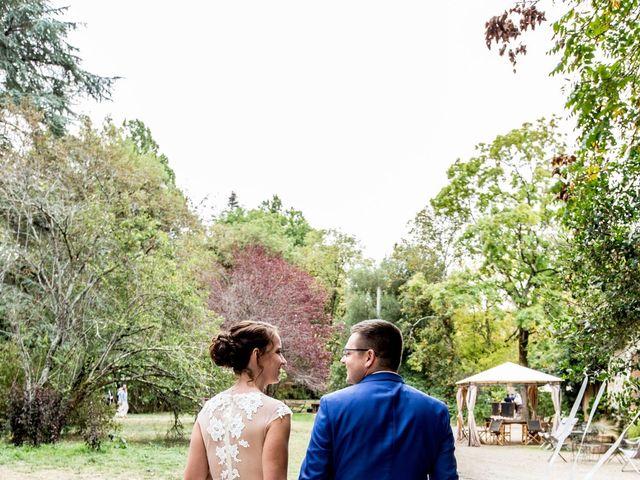 Le mariage de David et Florine à Bonrepos-Riquet, Haute-Garonne 43
