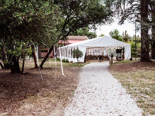 Le mariage de David et Florine à Bonrepos-Riquet, Haute-Garonne 44