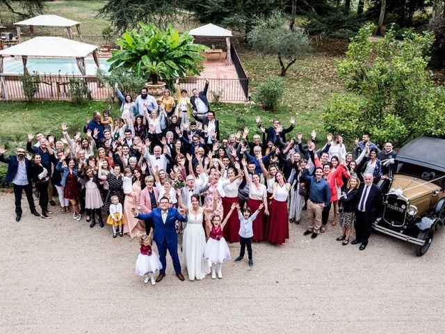 Le mariage de David et Florine à Bonrepos-Riquet, Haute-Garonne 53
