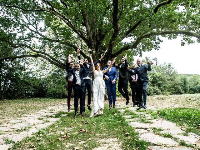 Le mariage de David et Florine à Bonrepos-Riquet, Haute-Garonne 54