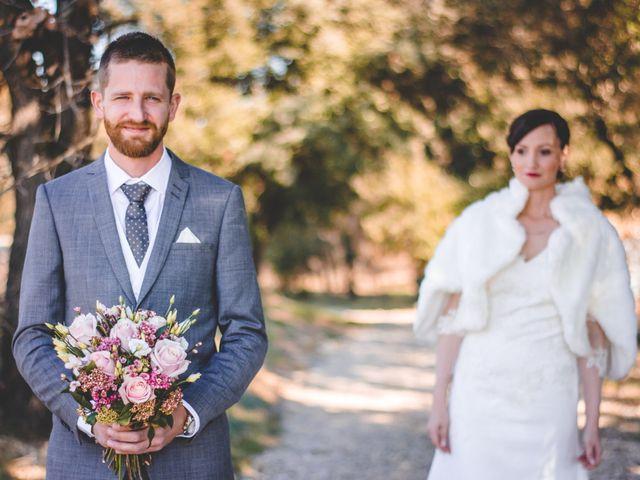 Le mariage de Yohann et Laëtitia à Saint-Privat-des-Vieux, Gard 8