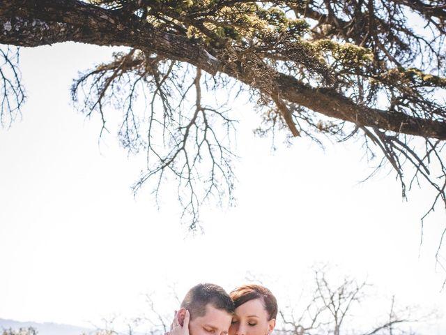 Le mariage de Yohann et Laëtitia à Saint-Privat-des-Vieux, Gard 12