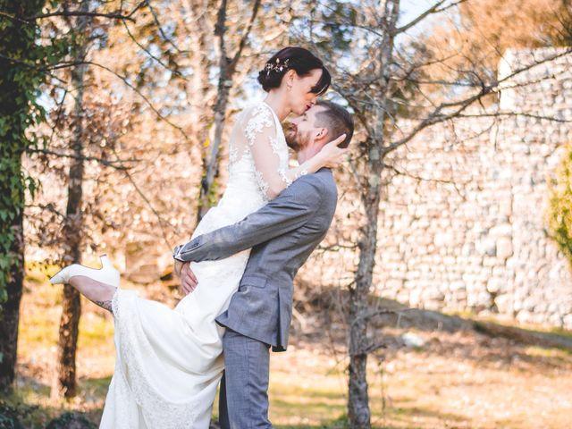 Le mariage de Yohann et Laëtitia à Saint-Privat-des-Vieux, Gard 17