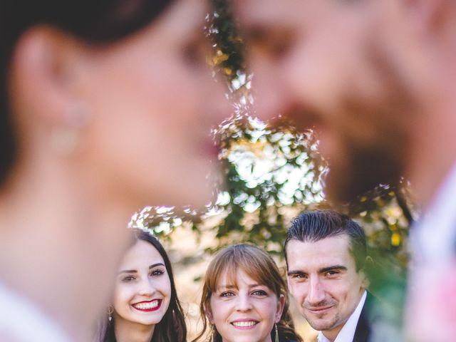 Le mariage de Yohann et Laëtitia à Saint-Privat-des-Vieux, Gard 22