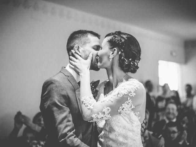Le mariage de Yohann et Laëtitia à Saint-Privat-des-Vieux, Gard 23
