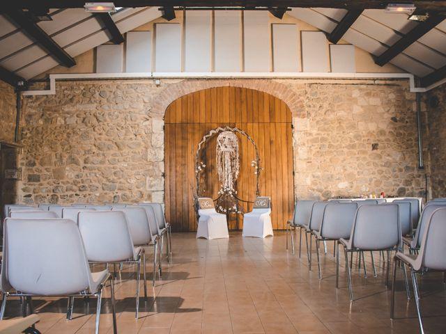 Le mariage de Yohann et Laëtitia à Saint-Privat-des-Vieux, Gard 24