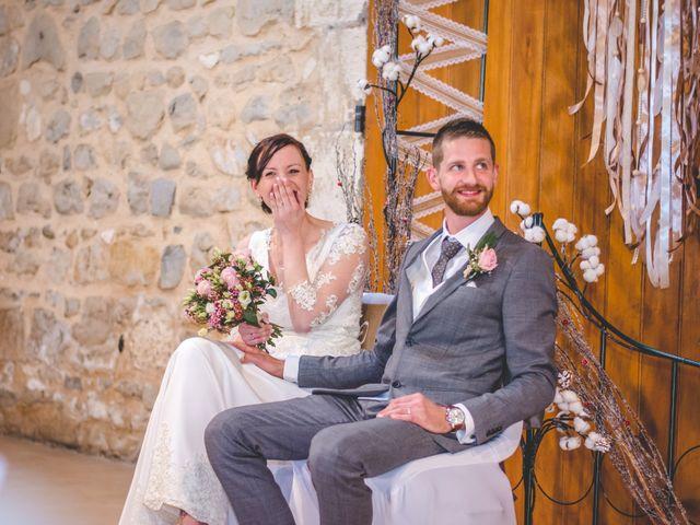 Le mariage de Yohann et Laëtitia à Saint-Privat-des-Vieux, Gard 26
