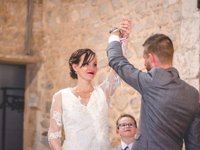 Le mariage de Yohann et Laëtitia à Saint-Privat-des-Vieux, Gard 27