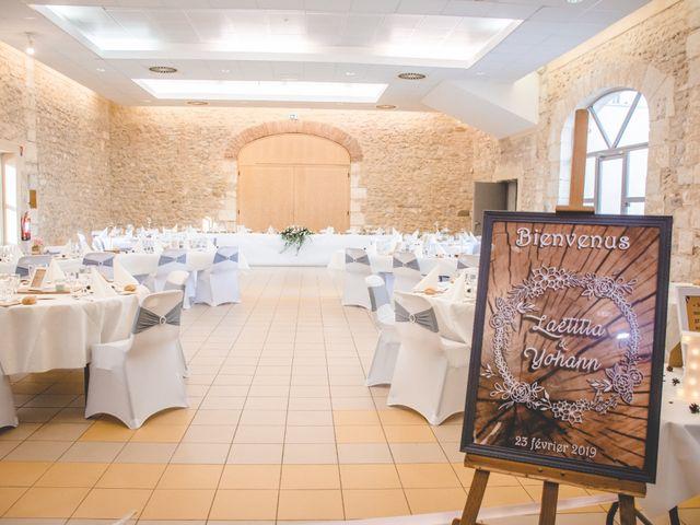 Le mariage de Yohann et Laëtitia à Saint-Privat-des-Vieux, Gard 36