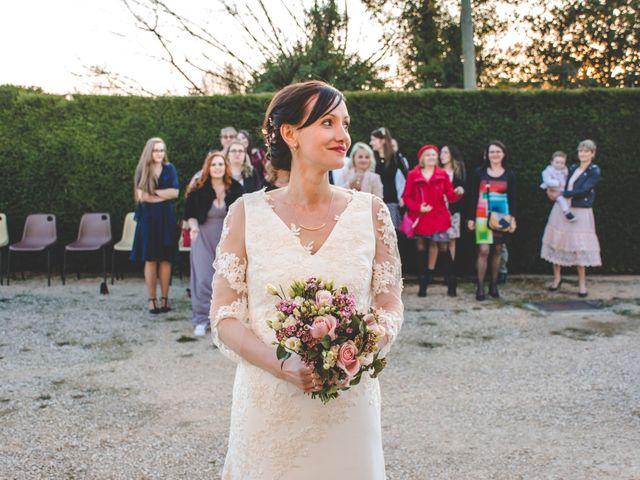 Le mariage de Yohann et Laëtitia à Saint-Privat-des-Vieux, Gard 29