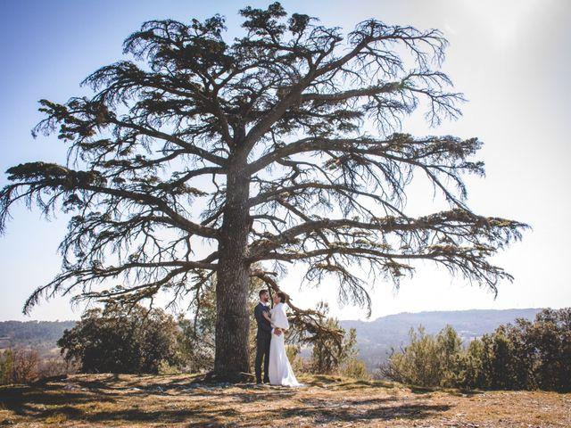 Le mariage de Yohann et Laëtitia à Saint-Privat-des-Vieux, Gard 18