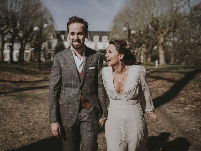 Le mariage de Pierre-Olivier et Julie à Vouvray, Indre-et-Loire 1