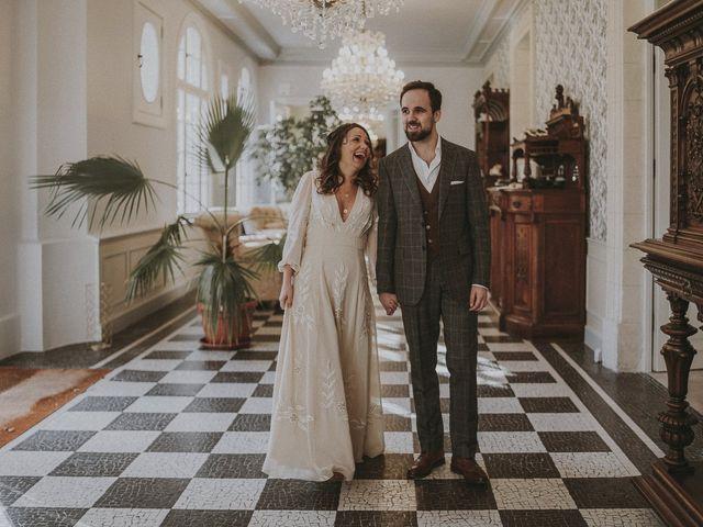 Le mariage de Pierre-Olivier et Julie à Vouvray, Indre-et-Loire 37
