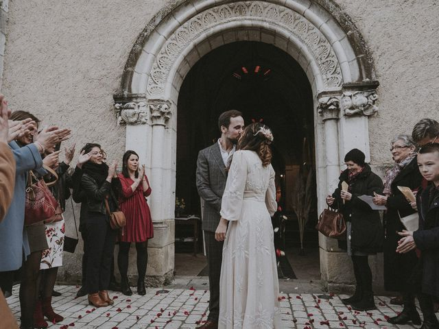 Le mariage de Pierre-Olivier et Julie à Vouvray, Indre-et-Loire 54