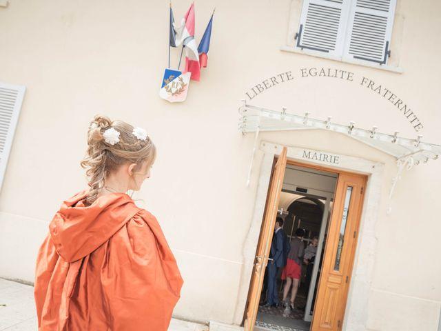 Le mariage de Gaëtan et Amandine à Chavanoz, Isère 8