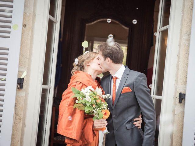Le mariage de Gaëtan et Amandine à Chavanoz, Isère 17