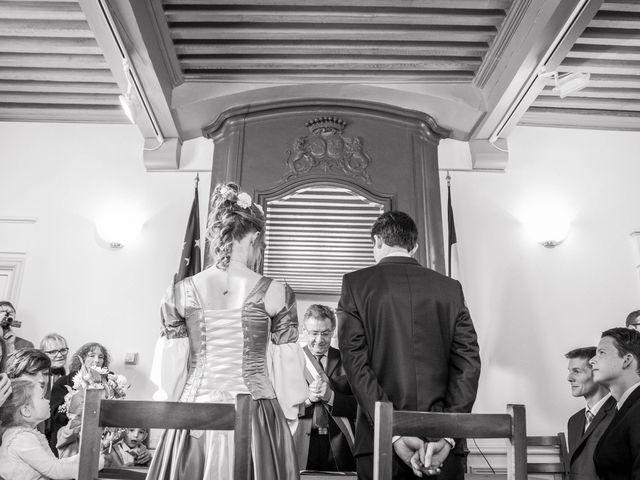 Le mariage de Gaëtan et Amandine à Chavanoz, Isère 15