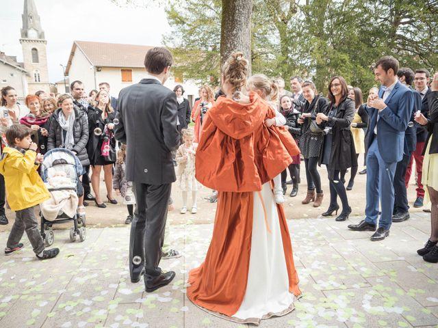 Le mariage de Gaëtan et Amandine à Chavanoz, Isère 18