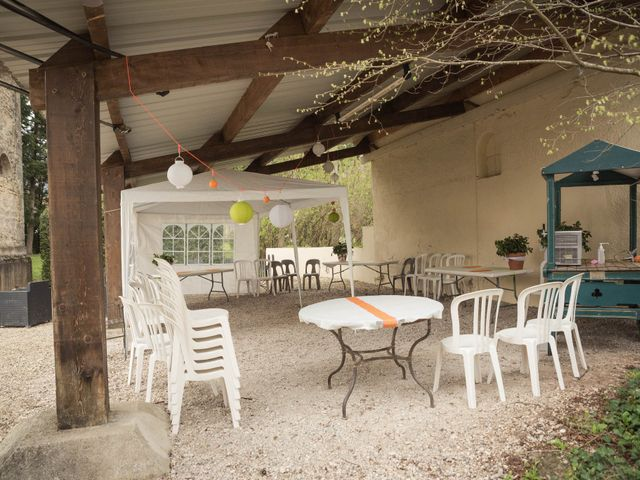 Le mariage de Gaëtan et Amandine à Chavanoz, Isère 20