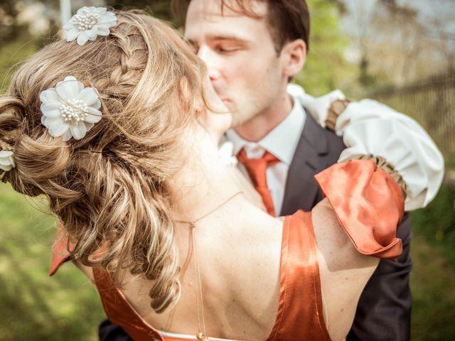 Le mariage de Gaëtan et Amandine à Chavanoz, Isère 27