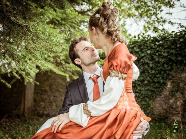 Le mariage de Gaëtan et Amandine à Chavanoz, Isère 28