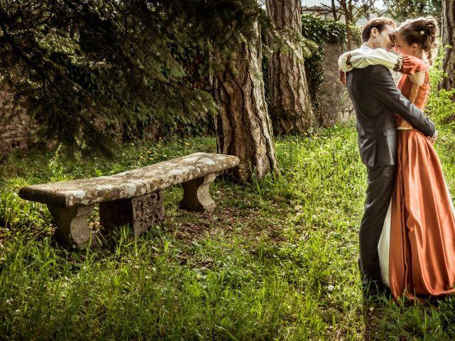 Le mariage de Gaëtan et Amandine à Chavanoz, Isère 1