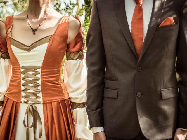 Le mariage de Gaëtan et Amandine à Chavanoz, Isère 32