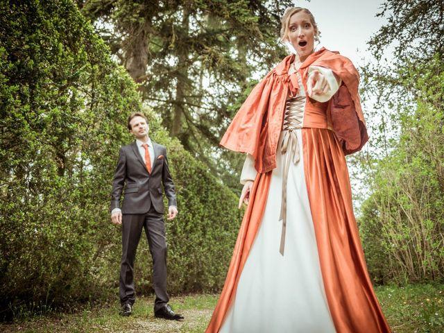 Le mariage de Gaëtan et Amandine à Chavanoz, Isère 37