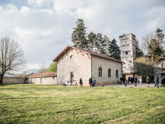 Le mariage de Gaëtan et Amandine à Chavanoz, Isère 41
