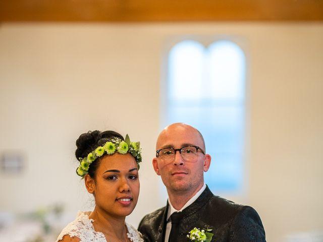 Le mariage de Vincent et Fateata à Coutances, Manche 1