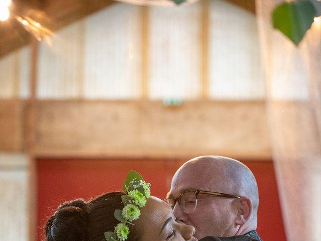 Le mariage de Vincent et Fateata à Coutances, Manche 9