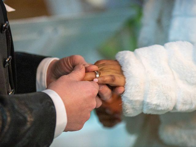 Le mariage de Vincent et Fateata à Coutances, Manche 10