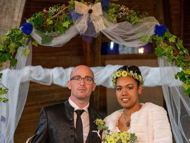 Le mariage de Vincent et Fateata à Coutances, Manche 11