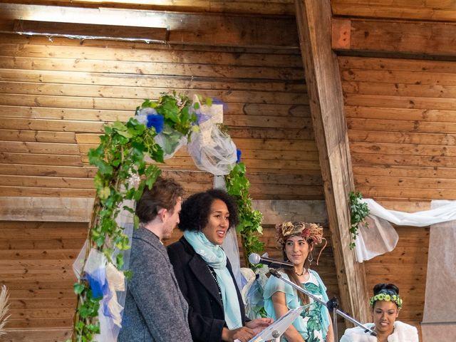 Le mariage de Vincent et Fateata à Coutances, Manche 15