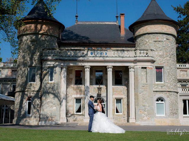 Le mariage de Stéphane et Alizée à Chambéry, Savoie 11