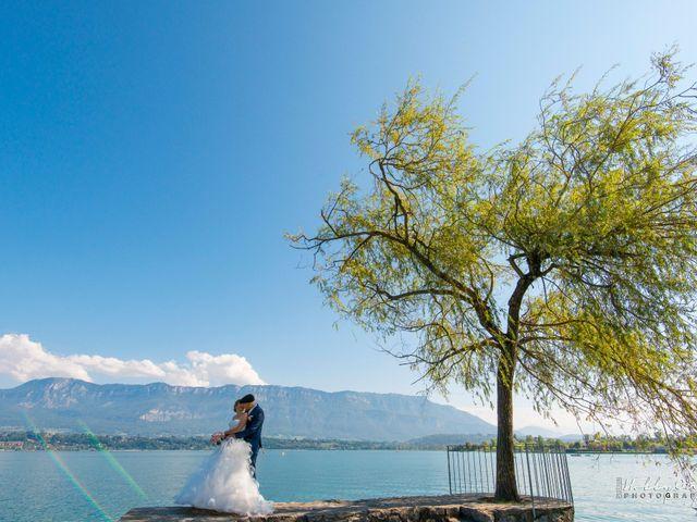 Le mariage de Stéphane et Alizée à Chambéry, Savoie 25