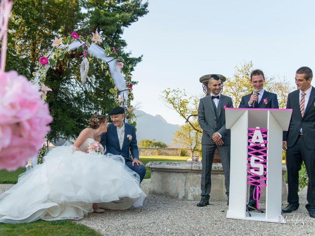 Le mariage de Stéphane et Alizée à Chambéry, Savoie 47