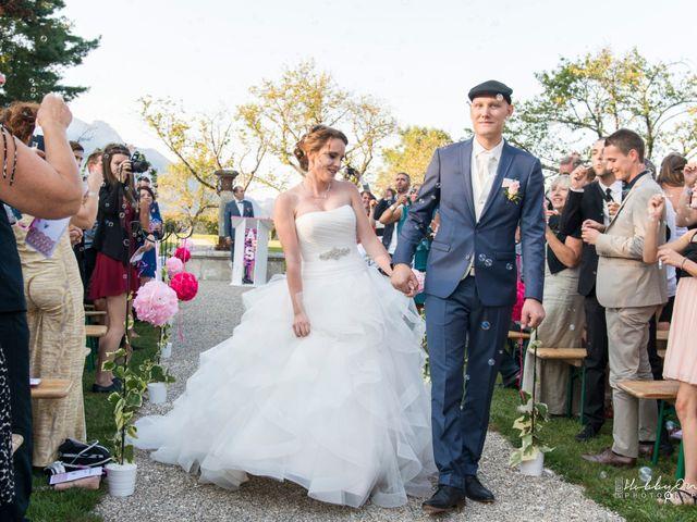 Le mariage de Stéphane et Alizée à Chambéry, Savoie 58
