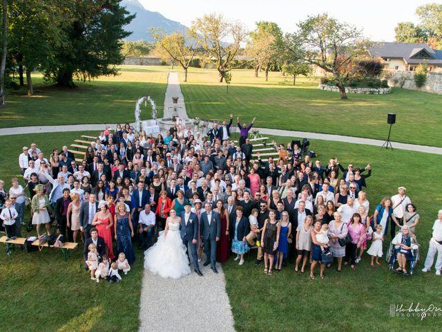 Le mariage de Stéphane et Alizée à Chambéry, Savoie 59