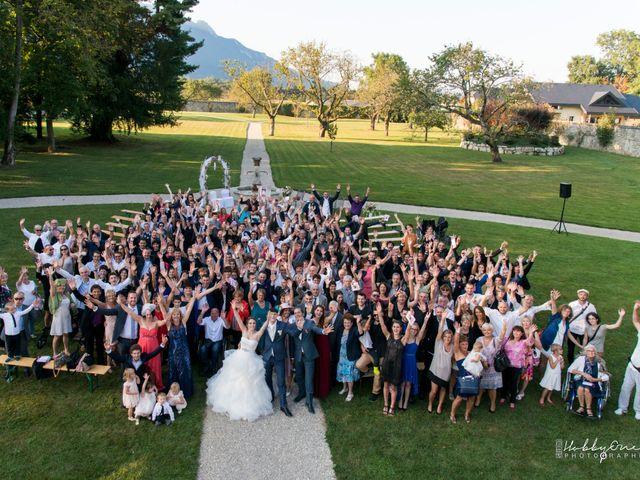 Le mariage de Stéphane et Alizée à Chambéry, Savoie 60