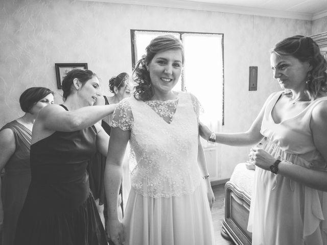 Le mariage de Thomas et Elodie à Saint-Prim, Isère 5
