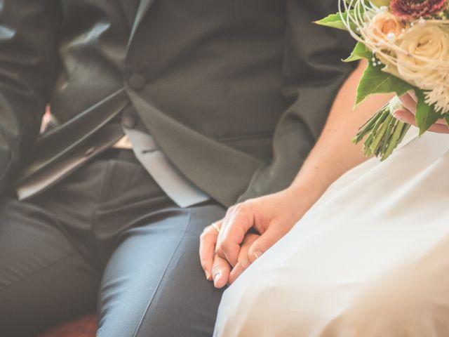 Le mariage de Thomas et Elodie à Saint-Prim, Isère 9
